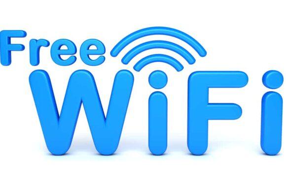 Kostenfreies WiFi