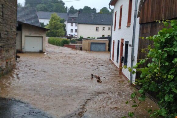 Hochwasserhilfen